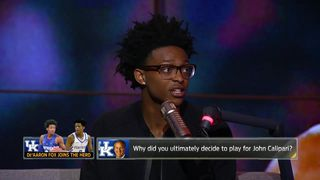 De'Aaron Fox on how Kentucky prepares players for the NBA | THE HERD