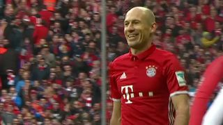 Arjen Robben to younger self: Practice cutting inside!